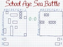 Игра School Age: Sea Battle
