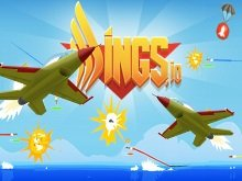 Игра Wings Io