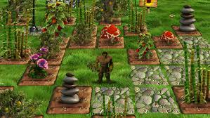 Игра Waterfall Woods