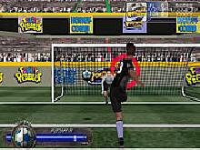 Игра 3D Penalty Shootout