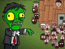 Игра Frickinzombies Io