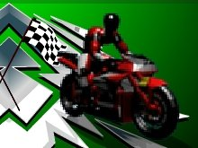 3D Motorcycle Racing ������ ����. ������ ������ ��������� � ���� 3D Motorcycle Racing