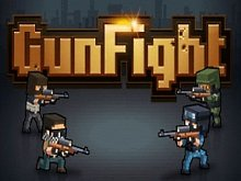 Игра Gunfight.io