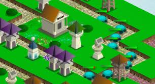 Pixelshocks' Tower Defence II ������ ����. ������ ������ ��������� � ���� Pixelshocks' Tower Defence II