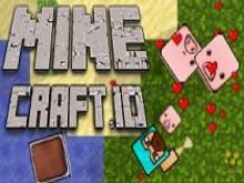 Игра Mine-craft.io