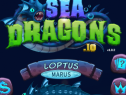 Игра Sea Dragons.io