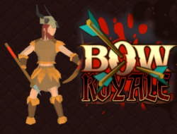 Игра Bow Royale Io