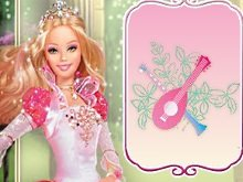 Игра Barbies Magic Slippers