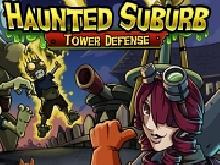 Игра Haunted Suburb