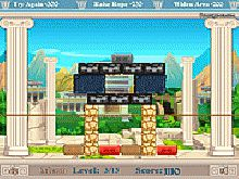 Игра Rebuild the Temple
