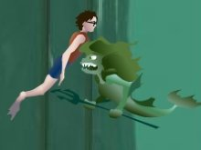 Harry Potter I - Underwater Wizardry ������ ����. ������ ������ ��������� � ���� Harry Potter I - Underwater Wizardry