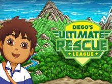Diego's Ultimate Rescue ������ ����. ������ ������ ��������� � ���� Diego's Ultimate Rescue