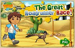 Diego And The Great Roadrunner Race ������ ����. ������ ������ ��������� � ���� Diego And The Great Roadrunner Race