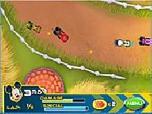 Игра Disney Racers