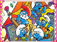 The Smurfs Mix-Up ������ ����. ������ ������ ��������� � ���� The Smurfs Mix-Up