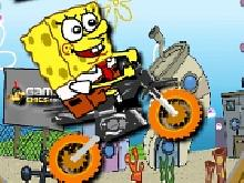 Spongebob Super Bike ������ ����. ������ ������ ��������� � ���� Spongebob Super Bike