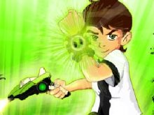 Ben 10 Shoot Out ������ ����. ������ ������ ��������� � ���� Ben 10 Shoot Out