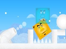 Игра Snowballs Rumble