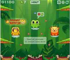 Игра Tumble Fruit