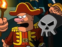 Игра The Dead Pirate's Chest