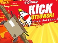 Kick Buttowski Loco Launcho ������ ����. ������ ������ ��������� � ���� Kick Buttowski Loco Launcho
