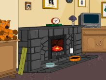 Игра Hearth Room Escape