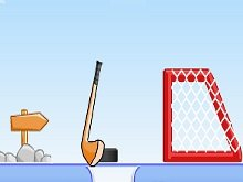 Игра Accurate Slapshot