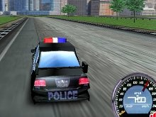 Police Test Driver ������ ����. ������ ������ ��������� � ���� Police Test Driver