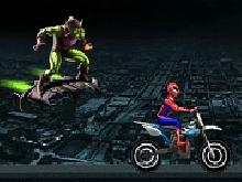 Игра Spiderman Rush 2