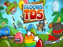 Игра Bloons Tower Defense 5