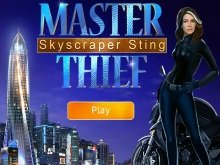 Игра Master Thief Skyscraper Sting