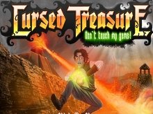 Игра Cursed Treasure: Don't Touch My Gems!