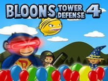 Bloons TD 4 ������ ����. ������ ������ ��������� � ���� Bloons TD 4