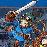 Игра Dragon Quest 1 and 2