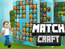 Игра Match Craft