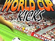 Игра World Cup Kicks